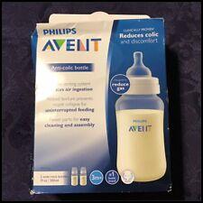 Philips Avent Anti-colic Baby Bottle 11oz, 2pk, Scf406/24