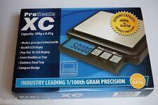 Proscale xc501 balance numérique 500 x 0,01g balance de précision münzwaage taschenwage