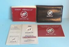 other manuals literature for buick regal for sale ebay rh ebay com 2002 Buick Regal 2000 buick regal repair manual