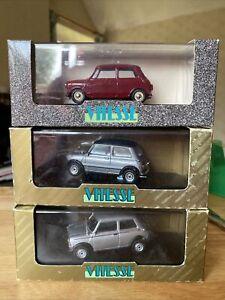Vitesse Mini 1:43 Scale Model Bundle