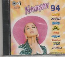 Naughty 94 -Amaanat,Khudaar,Andaz,Dilbar,Baazigar,Darr,Ekka raja rani [Cd]