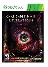 NEW Resident Evil: Revelations 2 (Microsoft Xbox 360, 2015)