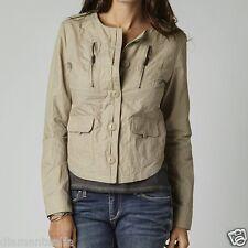 $79 Fox Racing Women's Abstract Jacket – Aluminum sz L