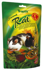 """tropifit"" Rat - Food for Rats With Sweet Bananas Raisins & Carrots Gift Doypack 500g Pack of 2"