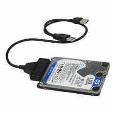 SATA 22 Pin Cable USB Adapter Converter 2.5 Inch HDD Hard Drive Serial ATA New