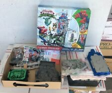 2015 HASBRO Ultimate Spiderman Sinister 6 Web City Showdown Playset *SEE PICS*