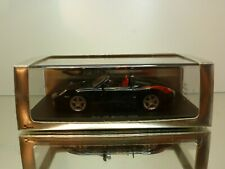 SPARK S0708 PORSCHE - RUF RK SPYDER 2006 - BLACK 1:43 - EXCELLENT IN BOX
