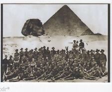 1915 WAR ILLUSTRATED TRADING CARD AUSTRALIAN ANZAC EXCLUSIVE PROMO CARD AP1