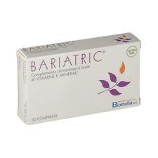 Bariatric 30 Comprimés Complément avec Vitamines Minéraux pour Déficiences