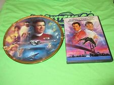 "Hamilton Collection ""Star Trek Iv - The Voyage Home Plate Plus Star Trek Iv Dvd"