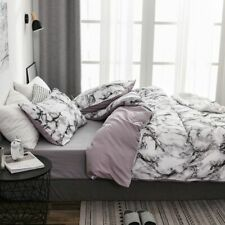 Queen King Duvet Cover Set Comforter Bedding Sets Marble Quilt Cover Pillowcase