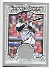 BRANDON PHILLIPS   2013 TOPPS GYPSY QUEEN GAME USED RELIC #GQR-BP  I COMBINE S/H