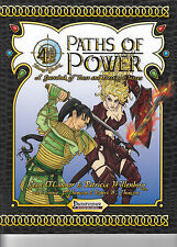 Paths of Power NEW - Pathfinder - 4 Winds Fantasy Gaming - SC - 2009 - 4WF004