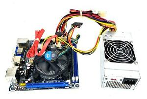 PC Ready ToGo DH57JG Motherboard Intel G6950 Dual Core 2.8GHz 2GB Ram DDR3