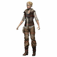 McFarlane Toys Action Figure -The Walking Dead AMC TV Series 4 - ANDREA - New