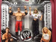 Jakks WWE WWF Trish Stratus Christian Ruthless Aggression Adrenaline Figure WCW