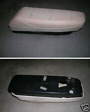 Sella Sellone  NISA Ciclomotore universale colore Bianco
