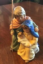 Goebel Weihnacht Christmas Nativity Set Holy Family Figurine Germany Holiday