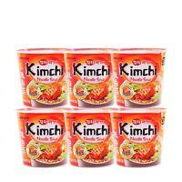 NongShim Kimchi Noodle Soup 6 pk. 2.64 oz.