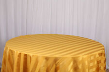 Nappes de table à motif Rayé