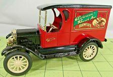 ERTL Anheuser-Busch Budweiser Diecast 1923 Chevrolet Delivery Van Truck Bank