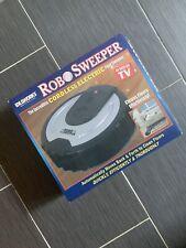 Robo Sweeper Ideaworks Cordless Electric Floor Sweeper