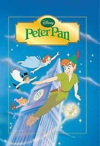 Disney Classics - Peter Pan by Parragon (Hardback, 2010)