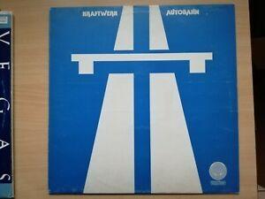 Kraftwerk (Autobahn), Vinyl, Lp