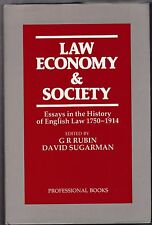 Droit économie et société: Essays in the History of English Law 1750-1914 (PB 1984)