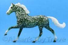 Breyer Ivy 712167 - Traditional Horse  - Gambler Green Decorator Christmas Flash