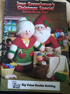Jean Greenhowe's Christmas Special Knitting Patterns