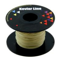 Strong Line Braided Fishing String Flying Made With Kevlar Wire Survival Camping