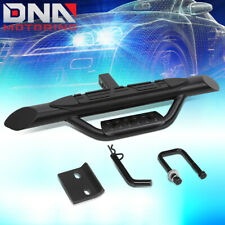 """UNIVERSAL ALUMINUM 36.5"""" WIDE X 3.75""""OD OVAL STYLING HITCH STEP BAR 2"""" RECEIVER"""