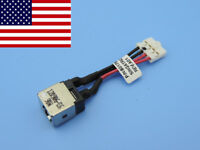 DC Power Jack Charging Port Plug Socket in Cable Harness  P/N: 6017B0371101