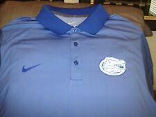 Mens Nike Florida Gators Dri Fit Stay Cool College Champion Polo Shirt 2xl