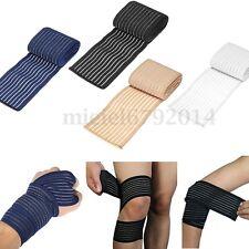 Knee Ankle Elbow Wrist Compression Bandages Adjustable Sports Wrap Support Brace