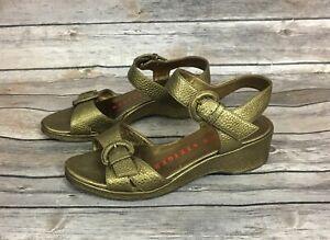 Walter Steiger Ankle Strap Sandals (Size: 7) EUR 37