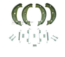 BMW E60 E61 520 523 525 530 535 X5 E53 REAR HAND BRAKE SHOES AND NEW FITTING KIT
