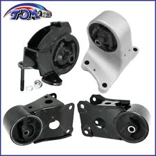 4PCS Motor & Trans Mount 95-02 For Nissan Maxima / For Infiniti I30 3.0L Manual.