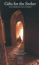 Gifts for the Seeker by Imam 'Abdallah Ibn Alawi al-Haddad (2003, Paperback,...