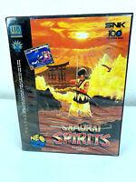 Samurai Spirits Shodown SNK Neo Geo AES ROM
