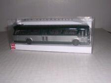 "Busch #44500 Gmc Tdh-5301 ""Fishbowl"" City Bus ""Green"" ""Blue"" H.O. 1/87"