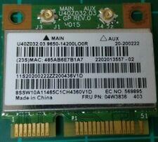 Broadcom Wifi Wlan BCM943142HM802.11b/g/n