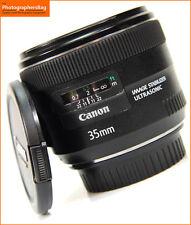 Canon EF 35mm F2 IS USM Lens + Free UK Postage