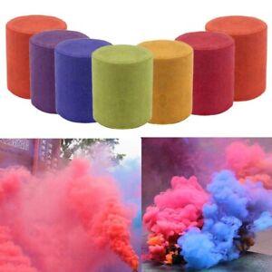 Cake Colorful Smoke Spray Round Bomb Wedding Halloween Spray Studio & Photograph