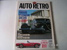 **b Auto Moto Rétro n°135 Talbot Lago Record / Centenaire Panhard et Levassor