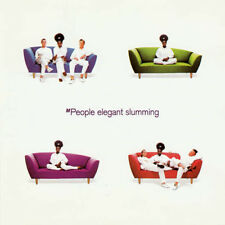 M PEOPLE Elegant slumming CD Album 1993 RAR & WIE NEU Moving On Up M-PEOPLE