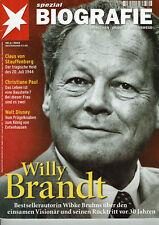 Stern Biografie Willy Brandt 2004