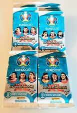EURO 2020 Adrenalyn Card Uefa 20 bustine sigillate figurine Panini V.Pro