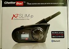 Chatterbox X2 Slim-p NEW Bluetooth communication. Best price on eBay!!!